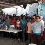 Panes y pasteles para cueramarenses en Nueva Esperanza