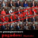 Todos los diputados de Guanajuato buscarán otro cargo o al menos el mismo