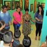 Grandes Maestros Guanajuatenses en casa de la Cultura de Huanímaro