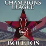 Queda definida la final de la Champions: Final Madrileña