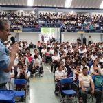 """Foro """"Modelos de Vidas Sanas"""" en Huanímaro"""
