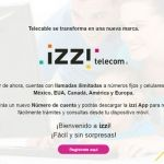 IZZI Telecom: sin internet por la mañana y por la tarde sin TV