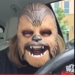 """""""Mamá Chewbacca"""", se vuelve famosa con el video más visto en Facebook"""