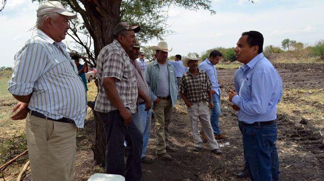 Photo of Refuerzan bordos por temporada de lluvias en Cuerámaro