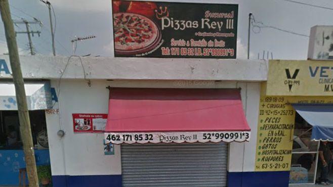 Photo of Asalta pizzería, dispara contra dos, huye y lo detienen