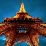 Un día como hoy se terminaba de construir la Torre Eiffel