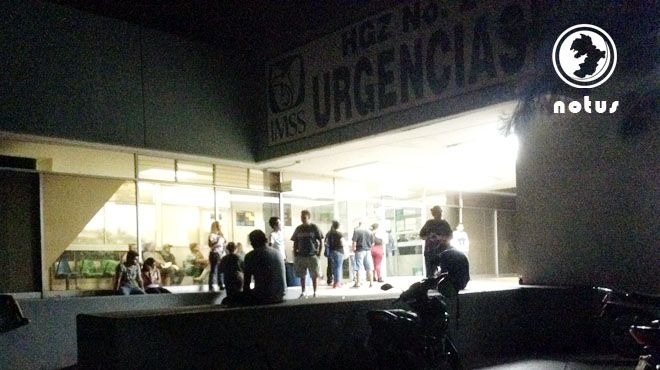 Photo of Caos, gritos, desmayados y quejas: Urgencias del IMSS