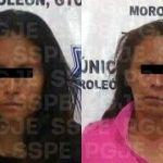 Detienen a dos mujeres por presunto robo de ropa