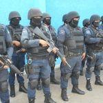 Se prepara grupo táctico de seguridad pública
