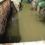 Realizan recorridos en puntos de riesgo por inundaciones