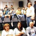 Líderes sociales aprueban el proyecto de la calle Lerdo