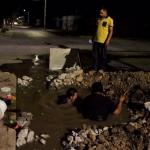 Realizan trabajos para mejorar abasto de agua en Cuerámaro