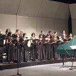 Coro de la UG cautiva al público con música antigua