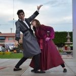 Presentan a grupo de teatro en Cuerámaro