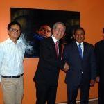 Alcalde Juan José García López se reúne con Embajador de Taiwán en México
