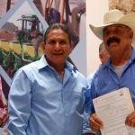 Más de 72 agricultores de 48 comunidades recibirán apoyos en maquinaria