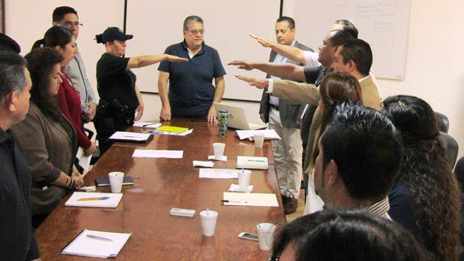 Photo of Toma de protesta del Consejo de Honor y Justicia