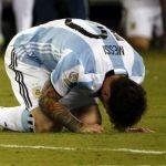 La falsa imagen de Messi que conmovió al mundo