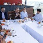 """Invita alcalde a comerciantes a trabajar juntos, no habrá """"manos libres"""""""