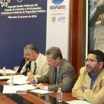 Presentan avances de programa municipal de prevención