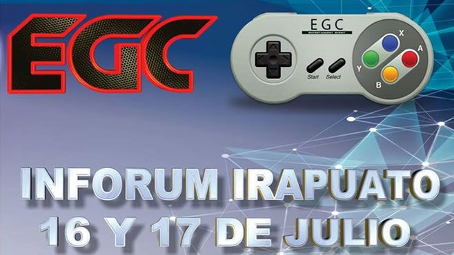 Photo of Regresa Electronic Gamers Convention a Irapuato