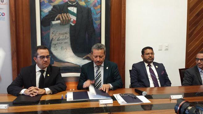 Photo of Firman PDHEG y Presidencia de Irapuato convenio de colaboración en derechos humanos