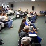 Alcalde presenta a comerciantes proyecto de calle Lerdo, lo aprueban
