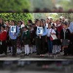 Participan más de 1 mil estudiantes de primaria en 1er Encuentro de Lectores