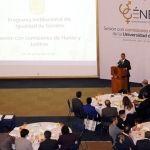 Comisiones de Honor y Justicia armonizan su actuación en torno a UGénero