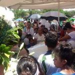 """""""Te vas ángel mío""""; le dicen adiós a Óscar Eduardo (video)"""
