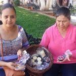 Nancy y María del Refugio endulzan el paladar elaborado dulces