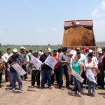 """Arranca programa """"Caminos Saca Cosechas"""" en Huanímaro"""