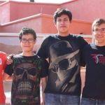 """Estudiantes de la UG ganan concurso estatal de programación """"CODINGCUP"""""""