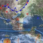 Potencial de lluvias en el sur del estado de Guanajuato