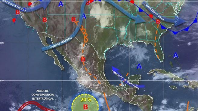 Photo of Continuarán las temperaturas frescas y la probabilidad de lluvias en el estado