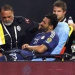 Lavezzi se pierde la gran final por lesión