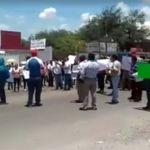 Penjamenses se manifiestan en apoyo a maestros de Oaxaca (video)