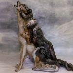 """""""Mujeres lobo"""" causan sensación en redes sociales"""