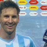 Messi no se va… nunca se fue