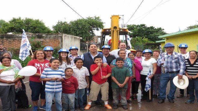 Photo of Arranca alcalde pavimentación de calles en La Galera