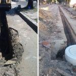 Inicia la 2a etapa de rehabilitación de drenaje en Fovissste