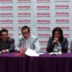 Exige Morena renuncia de Álvar Cabeza de Vaca y Carlos Zamarripa