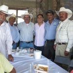 Alcalde se reúne con habitantes de la Galera de Grulla