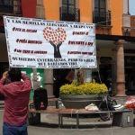 A 22 meses, exigen presentación con vida de los 43 normalistas de Ayotzinapa