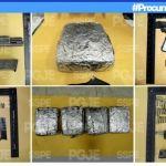 Cae célula delictiva; aseguran droga y armas