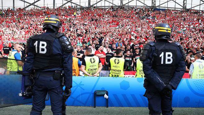Photo of Más de mil detenidos en la Eurocopa por actos vandálicos
