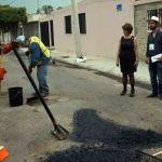 """""""Haciéndole el trabajo al Municipio"""": Irma Leticia"""