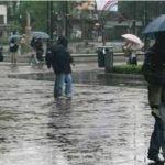 Se prevé presencia de lluvias y chubascos acompañados de tormentas eléctricas en Guanajuato