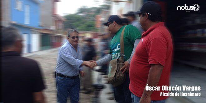 """Photo of """"Vamos a sacrificar ese costo político"""": Óscar Chacón Vargas, Huanímaro"""