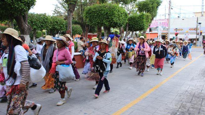 peregrinos tepeyac